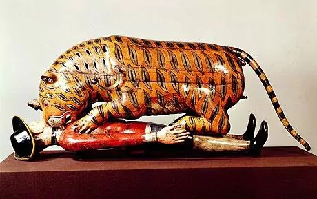 Tipu's Tiger - A Mysterious Toy & an Unmatched Piece of Artwork