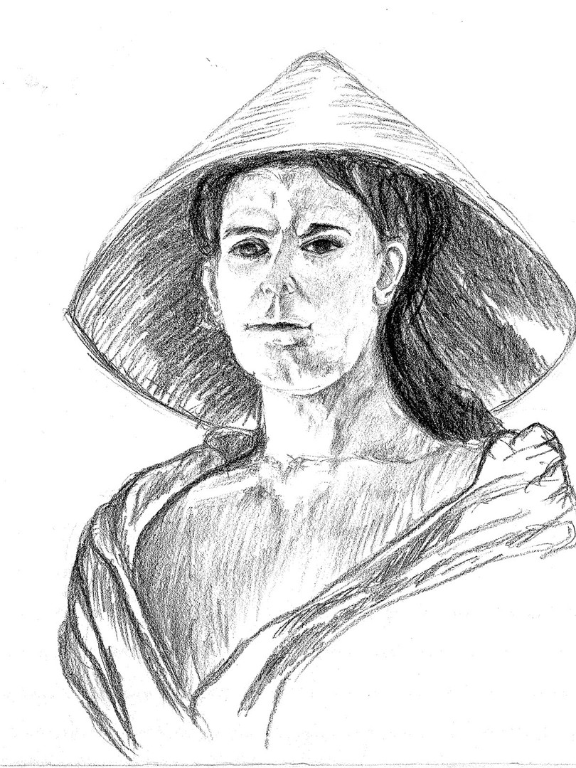 Lady with hat-in pain.jpg