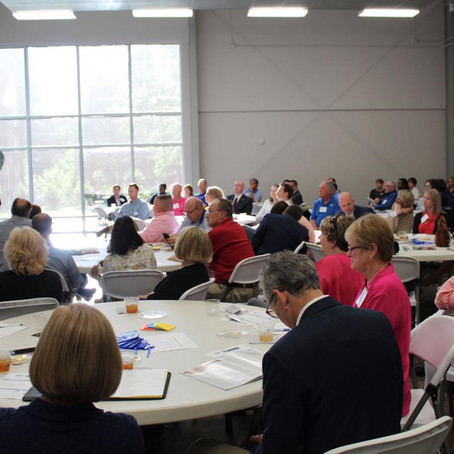 Community gathers to chart the course for the best Laurens County