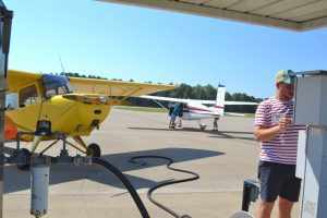 Updated Laurens County Airport terminal planned with CPST funds