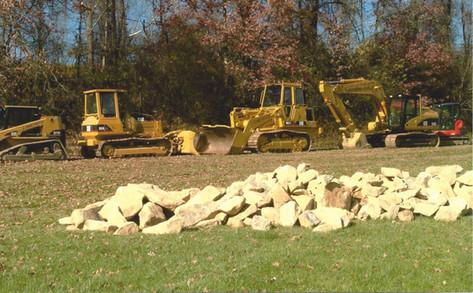J. Dreyer's Excavating Bulldozer, Loader, Excavator