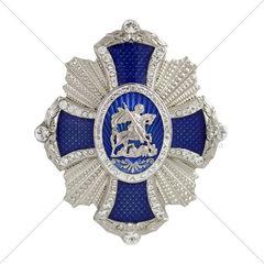 Орден СВ Георгий II степени