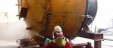 пескоструйная очистка в спб