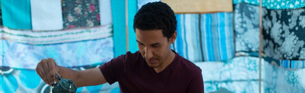 Mohamed Sulaiman Laibat: PhosFATE-nomaditeltassa