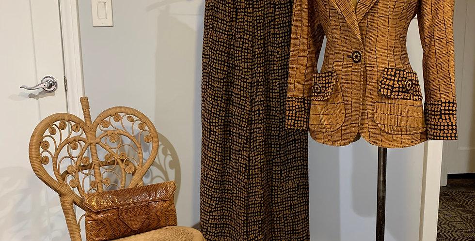 Vintage Cristian Lacroix Pant Suit