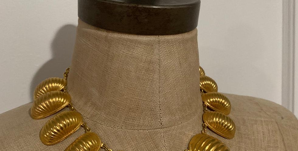 Vintage Gold Chocker Chain