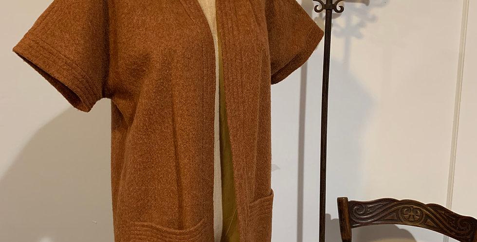 Vintage Wool Vest