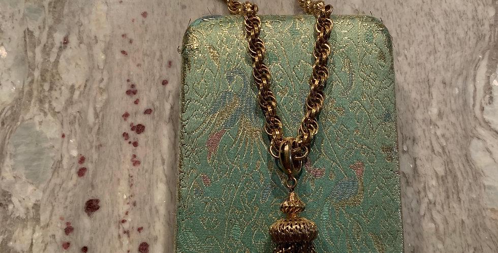 Gold Monet Link Chain