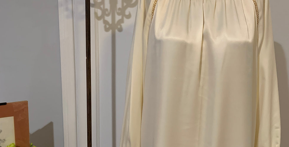 Christian Dior Silk Kaftan
