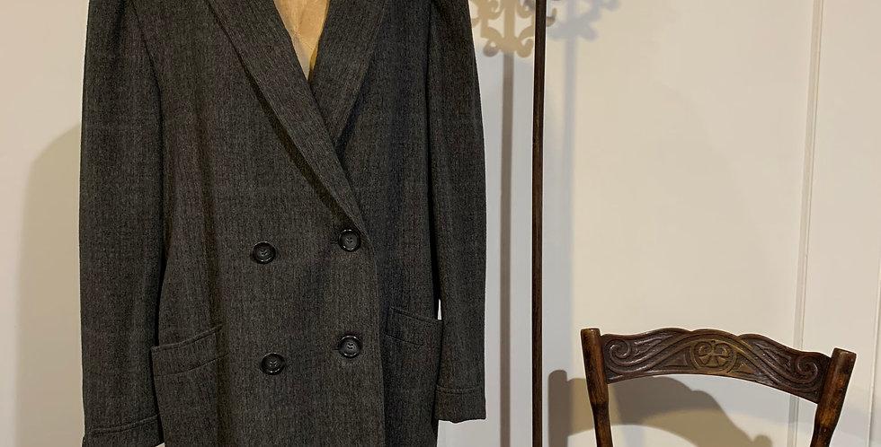 Vintage Cashmere Oversized Coat