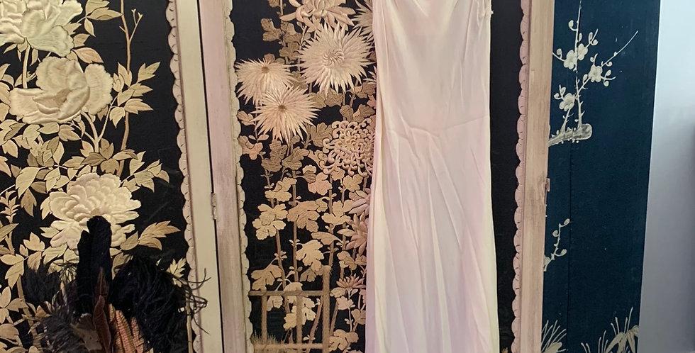"1930""s Silk Chiffon Slip"