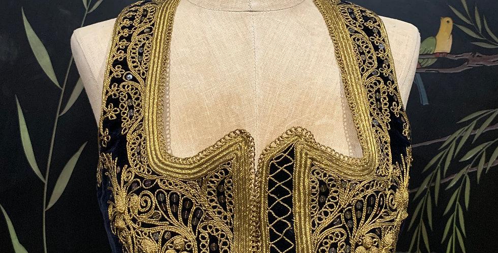 Vintage Moroccan Vest