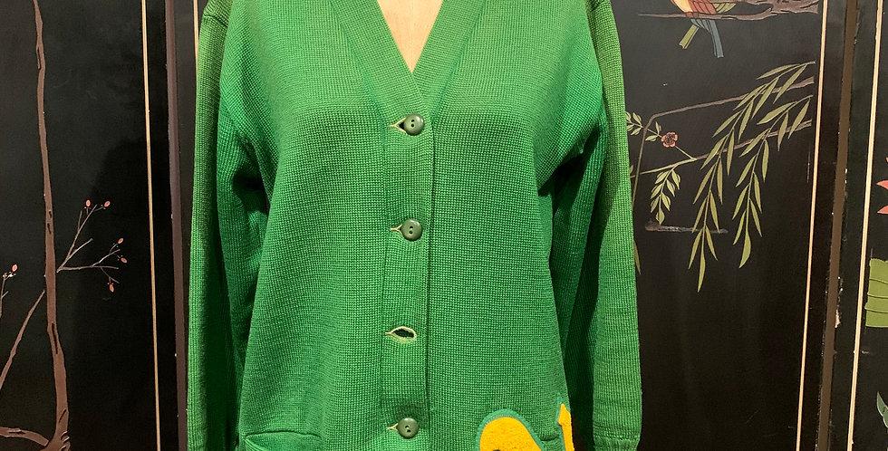 Vintage Letterman's Sweater