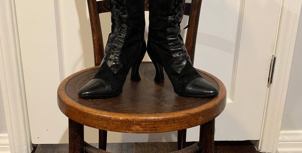 Ann Klein Couture Boots