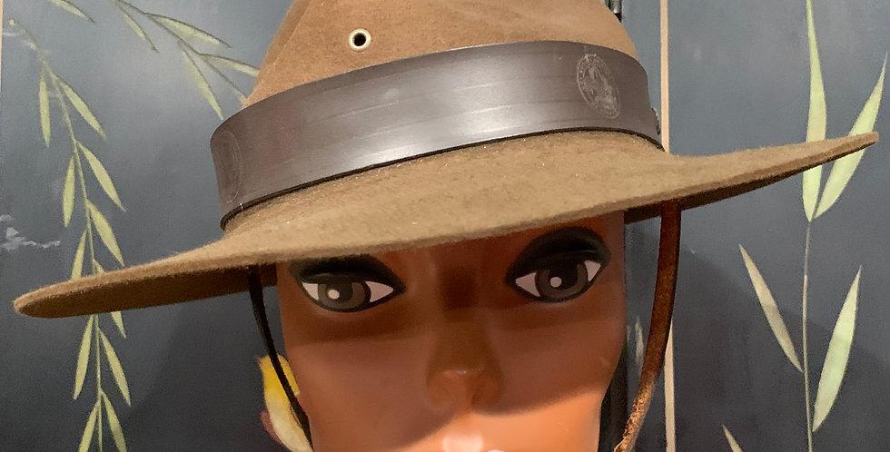 Vintage Boy Scouts Hat