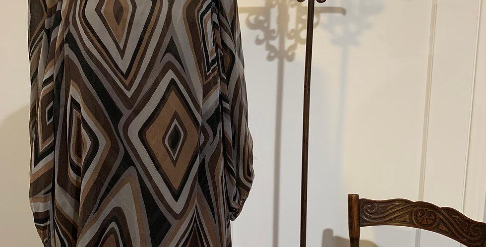 Vintage Silk I Magnin Dress