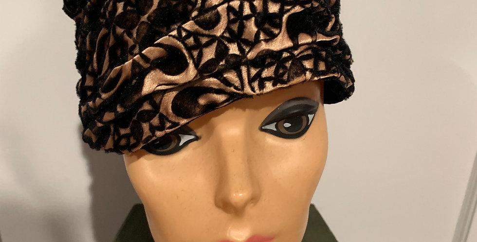 VintageTurban Hat