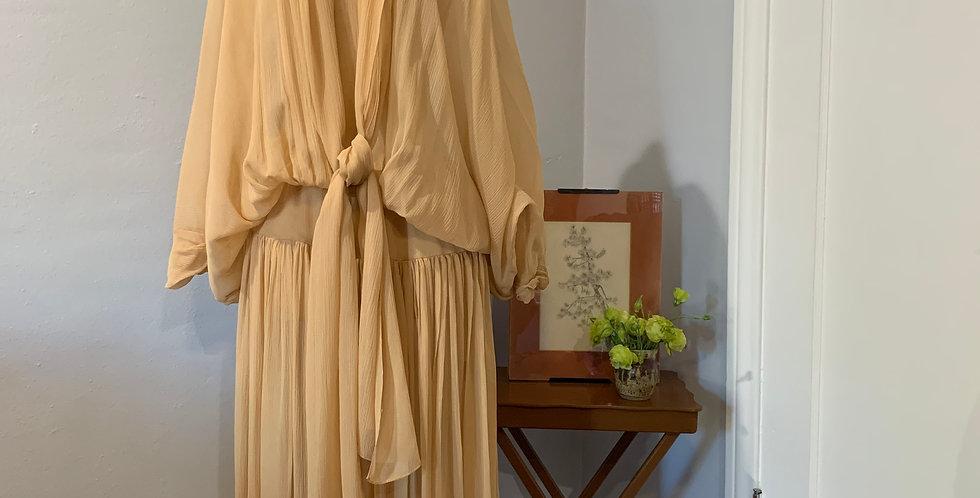 Albums Lumen Silk Chiffon Dress