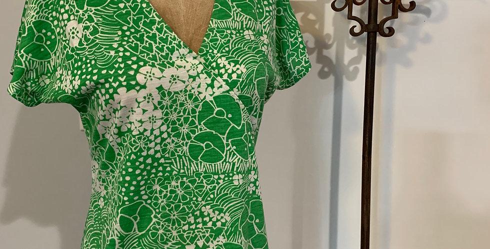 Vintage Diane Von Furstenberg Top