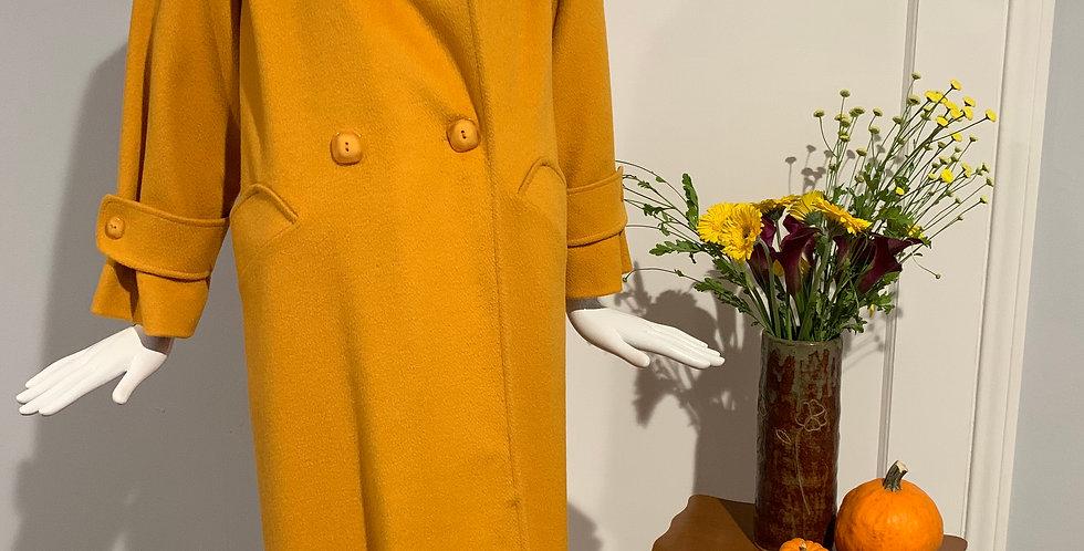 Vintage Wool Coat by Michelle Stuart