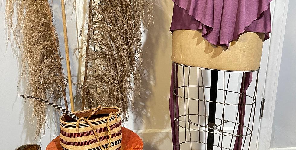 Vintage Holly's Harp Matte Jersey Dance Wear