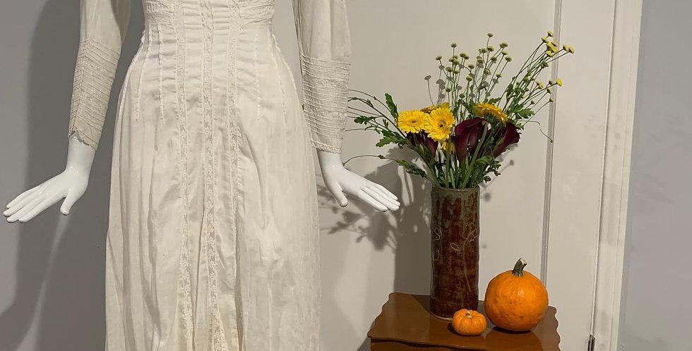 Edwardian LaceTea Dress