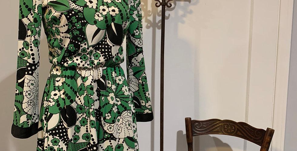 Vintage Marchesa di Grésy Dress