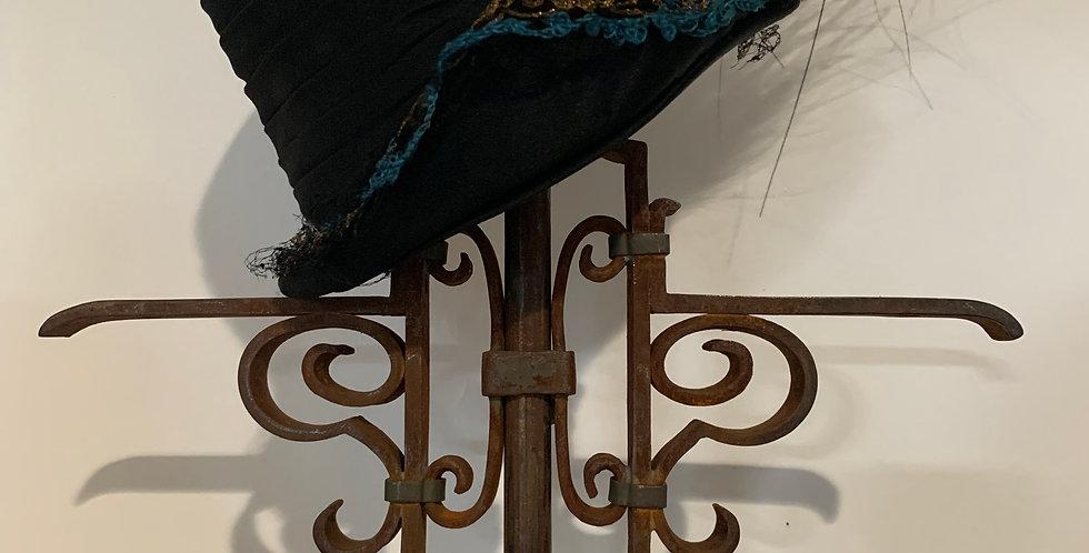 Silk Victorian Hat