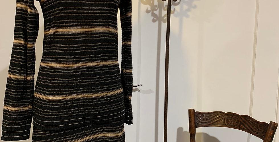 Vintage Marchesa di Grésy Knit Skirt Set