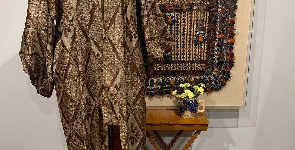 1930's Silk Kimono