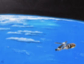 Skylab in Orbit