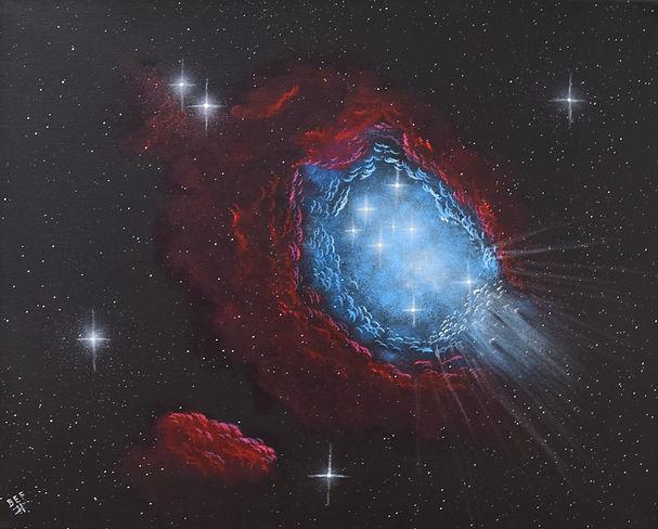 Rabbit Hole Nebula