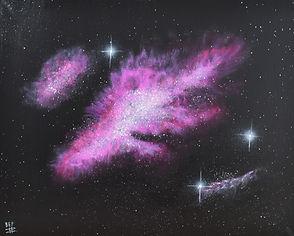 Fuchsia Nebula