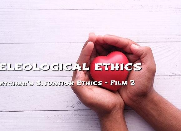 Fletcher's Situation Ethics - Film2