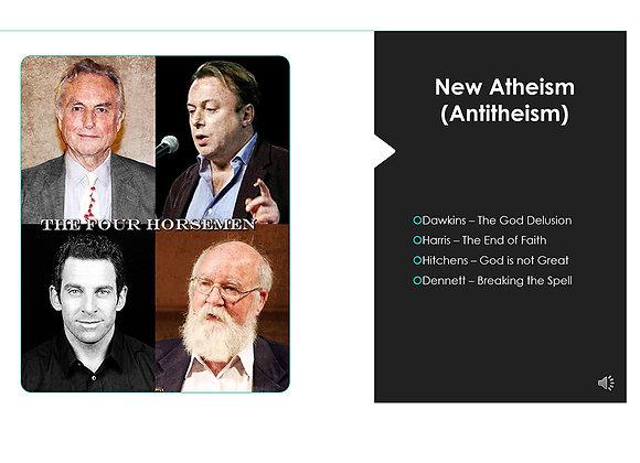 Eduqas / WJEC Atheism Film