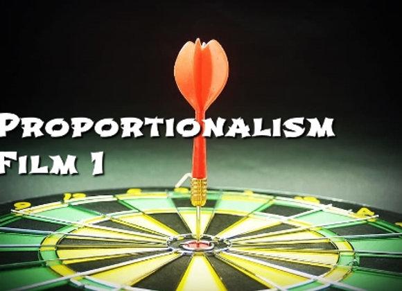 Hoose's Overview of the Proportionalist Debate (Film 1)