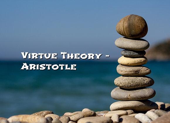 Virtue Theory - Aristotle
