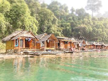 Travel Journal | Khao Sok Resort Thailand