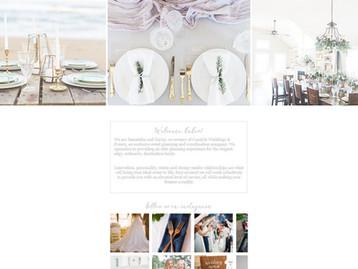 Web Design | Coastyle Events