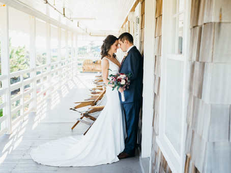 Paige + Lucas | Classic Outer Banks Wedding at the First Colony Inn