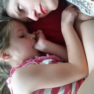 My anxious child - Allergies and stress, how one can make the other worse.