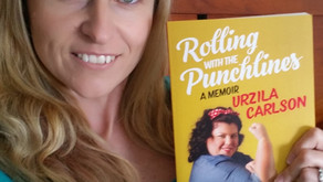 Rolling with the punchlines – by Urzila Carlson – Review and blog