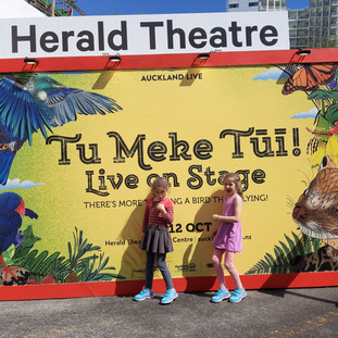 Tu Meke Tūī the stage show review