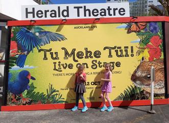 Tu Meke Tūī the stage show review