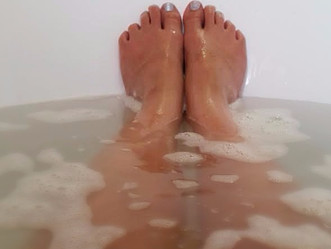 Weird and wonderful items to put in your bath.