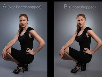 Want to know my secret? lets talk about  before and after shots.
