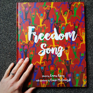 Freedom Song - Book Review
