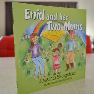 Enid and her two mums - book review