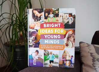'Bright ideas for young minds', book review