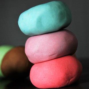 The BEST Gluten Free Play Dough Recipe